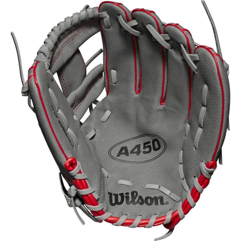 Image of Wilson 2019 A450 11.5in. Baseball Glove - Right Hand Throw