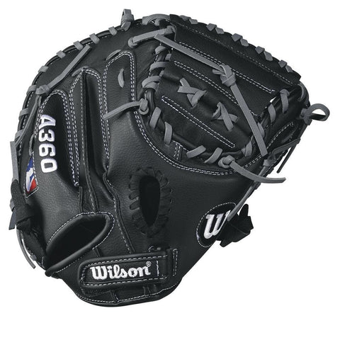Wilson A360 32.5in Catchers Mitt-rh - Sporting Goods
