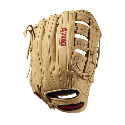 Wilson A700 All Positions 12.5 Baseball Glove Rh - Sporting Goods