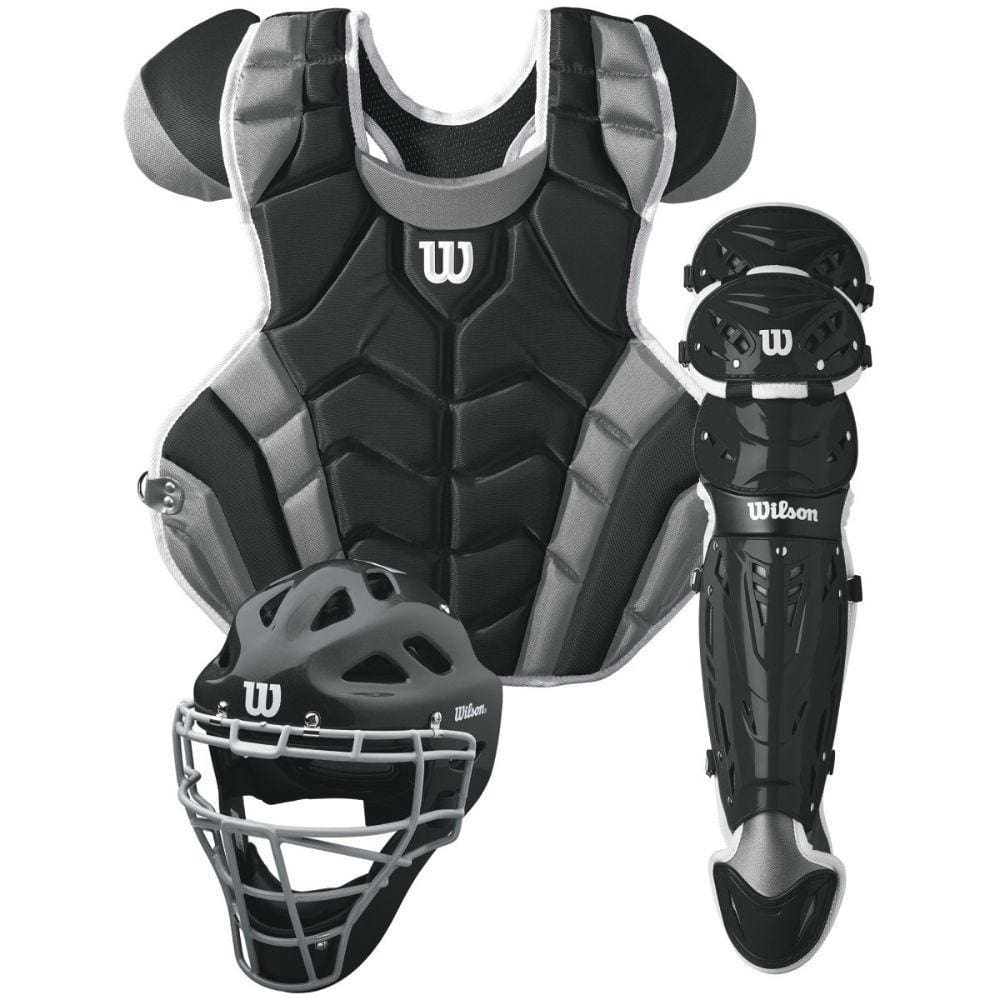 Wilson C1K Catchers Gear Kit - Adult
