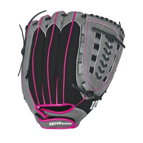 Wilson Flash Fastpitch Softball 11.5in Allpositions Glove-rh - Sporting Goods