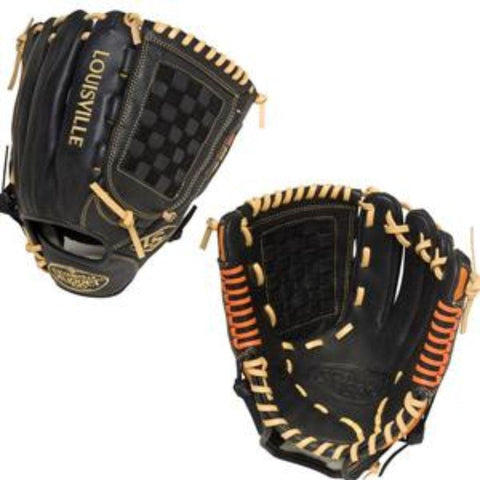 Wilson Gaming Gloves BLACK Laced Web