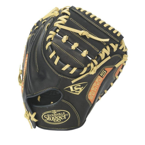 Wilson Gaming Gloves Laced Web ORANGE