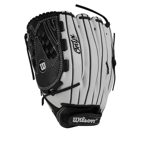 Wilson Onyx Fastpitch Softball 12.5in Pitcher-of Glove-lh - Sporting Goods