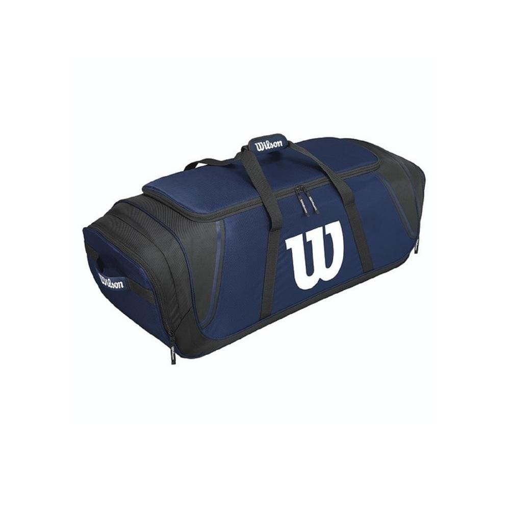 Wilson Team Gear Bag Navy - Sporting Goods