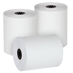 "32 Rolls of 3-1/8"" x 230 Thermal Receipt Paper - SHOPSLICE"