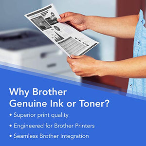 Brother Genuine High Yield Toner Cartridge - SHOPSLICE