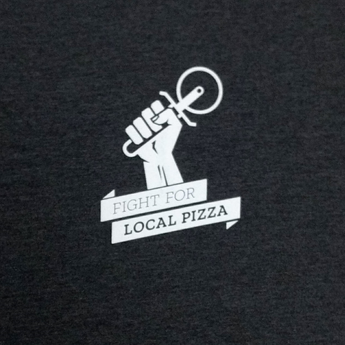 Fight for Local Pizza T-Shirts