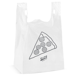 High Density Plastic Bags (1,000 per case) - SHOPSLICE