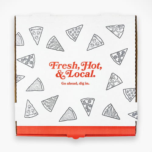 Pizza Boxes - SHOPSLICE
