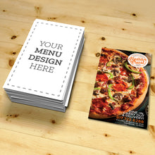 Load image into Gallery viewer, 500 FREE Custom Promo Cards with the Purchase of Printed Materials - SHOPSLICE
