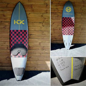 "Tavola HCK Hatropina Custom Board ""SUPREME WAVE"" Quad"