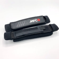 MFC Footstraps Black