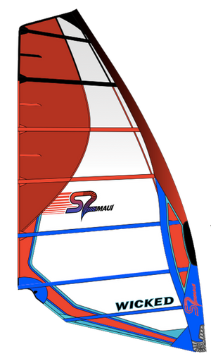 Vela S2Maui Wicked 2019 (size: 4.6/5.2/5.8/6.3/7.0/7.6/8.2/9.5RB)
