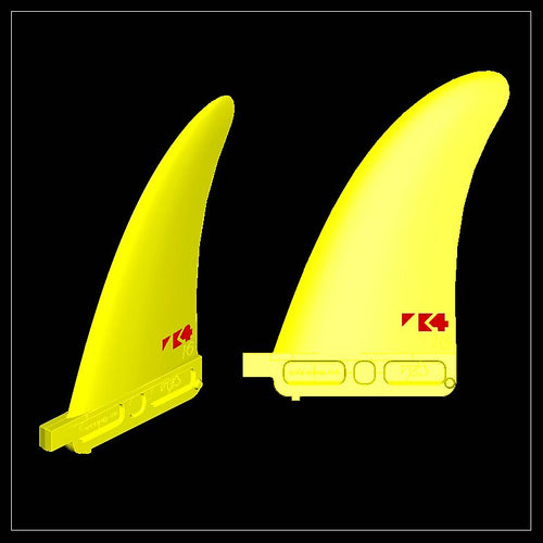 Pinna K4 LEON REARS SS– All round wave (Super Stiff)