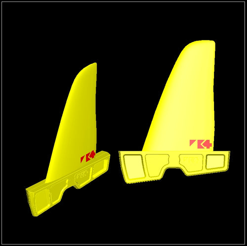 Pinna K4 ZBD Freestyle Fin (Super Stiff)