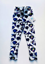Load image into Gallery viewer, Handmade leggings/yoga pants style 'Hot Air Balloons'; size 2T - READY TO SHIP