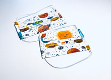 Load image into Gallery viewer, Fabric Face Mask with elastic (Barrier Mask) - Solar System  ***NEW***