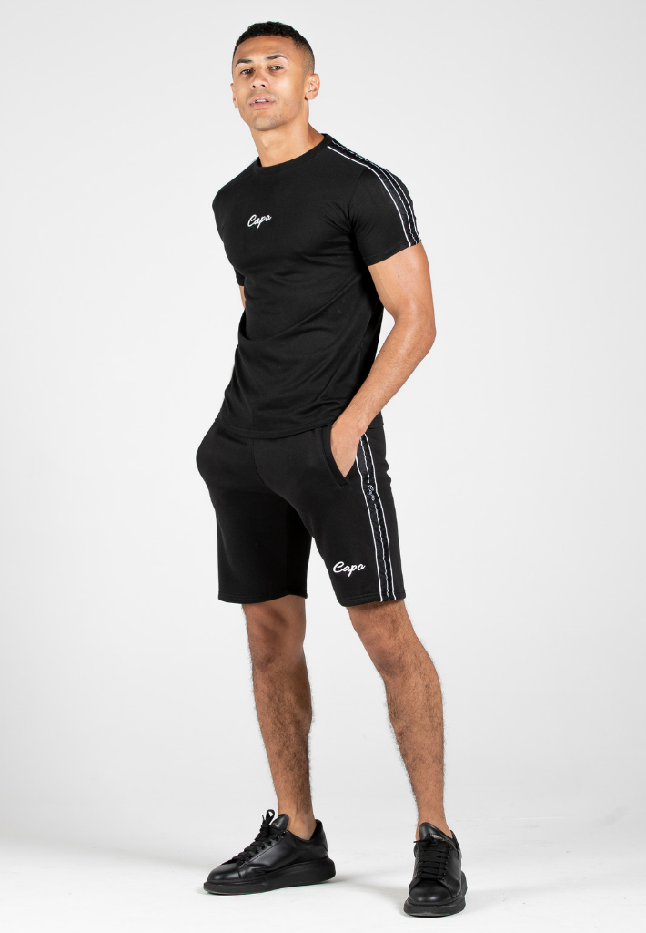 Capo TAPE Short - Black