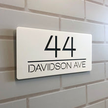 Load image into Gallery viewer, House Sign Number