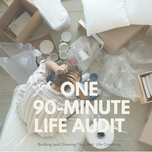 Life Audit - 90-Minute One-on-One Coaching Call