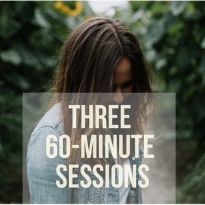 Three 60-minute Life Coaching Sessions