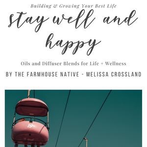 Stay Well & Happy Diffuser Blends eBook