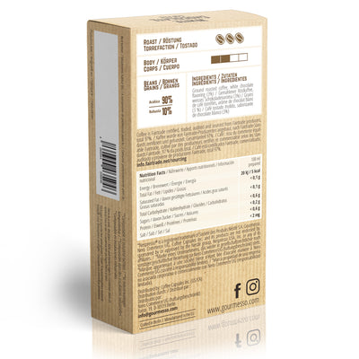 Eco Line - White Chocolate Coffee - 10 Kapseln