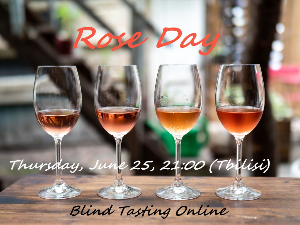 Rosé Days! A WOW Tasting. Try 4 Diverse Rosé Wines