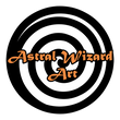 Astral Wizard Art Logo
