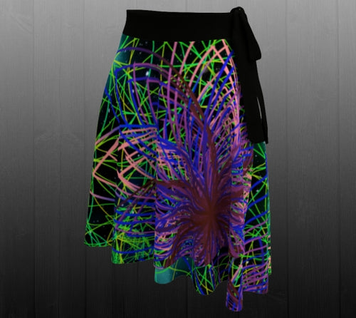 Infinite Universe Skirt - Astral Wizard Art