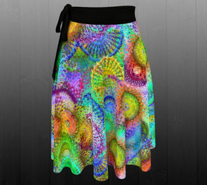 Spiralized Skirt - Astral Wizard Art