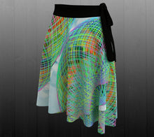 Load image into Gallery viewer, Midnight Skirt - Astral Wizard Art