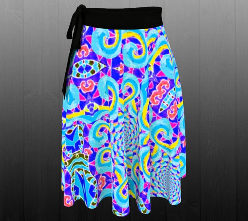 Euphoria Skirt - Astral Wizard Art
