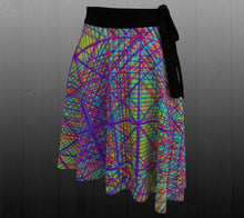 Load image into Gallery viewer, Ayahuasca Dream Skirt - Astral Wizard Art