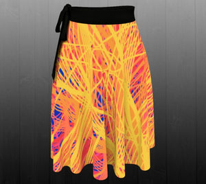 Phoenix Rising Skirt - Astral Wizard Art