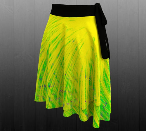 Citrus Splash Skirt - Astral Wizard Art