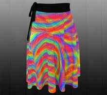Load image into Gallery viewer, Whirly Bird Skirt - Astral Wizard Art