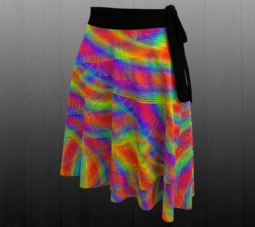Whirly Bird Skirt - Astral Wizard Art