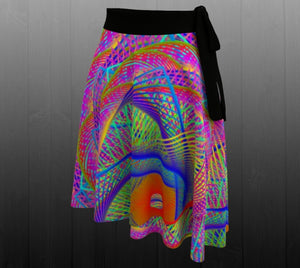 Symbiosis Skirt - Astral Wizard Art