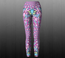 Load image into Gallery viewer, Portal To Another Dimension Leggings - Astral Wizard Art