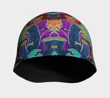 Load image into Gallery viewer, Mystical Worlds Beanie - Astral Wizard Art