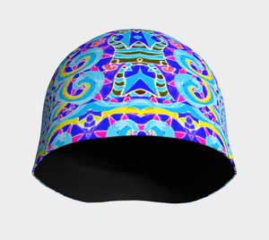 Euphoria Beanie - Astral Wizard Art