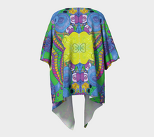 Load image into Gallery viewer, Psychedelic Playground Kimono - Astral Wizard Art