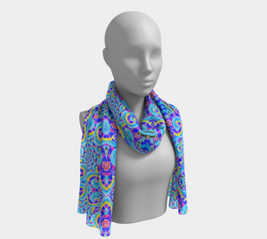 Euphoria Scarf - Astral Wizard Art