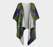 Load image into Gallery viewer, The Dart Kimono - Astral Wizard Art