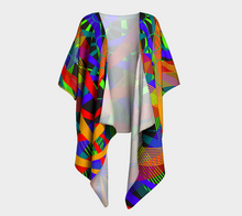 Load image into Gallery viewer, Summer Dream Kimono - Astral Wizard Art