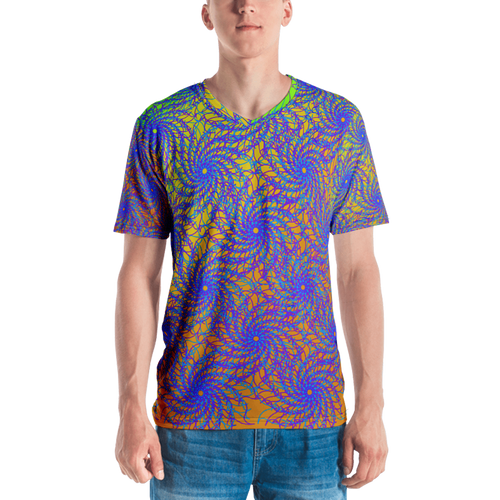 Twisting Nethers T-Shirt - Astral Wizard Art