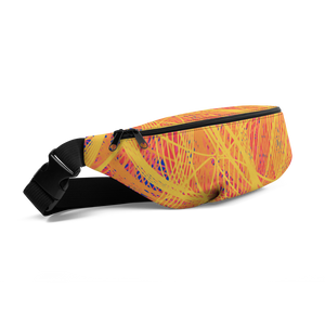 Phoenix Rising Fanny Pack - Astral Wizard Art