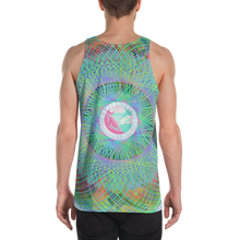 Load image into Gallery viewer, Midnight Clouds Tank Top - Astral Wizard Art